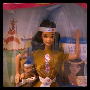 American Indian Barbie